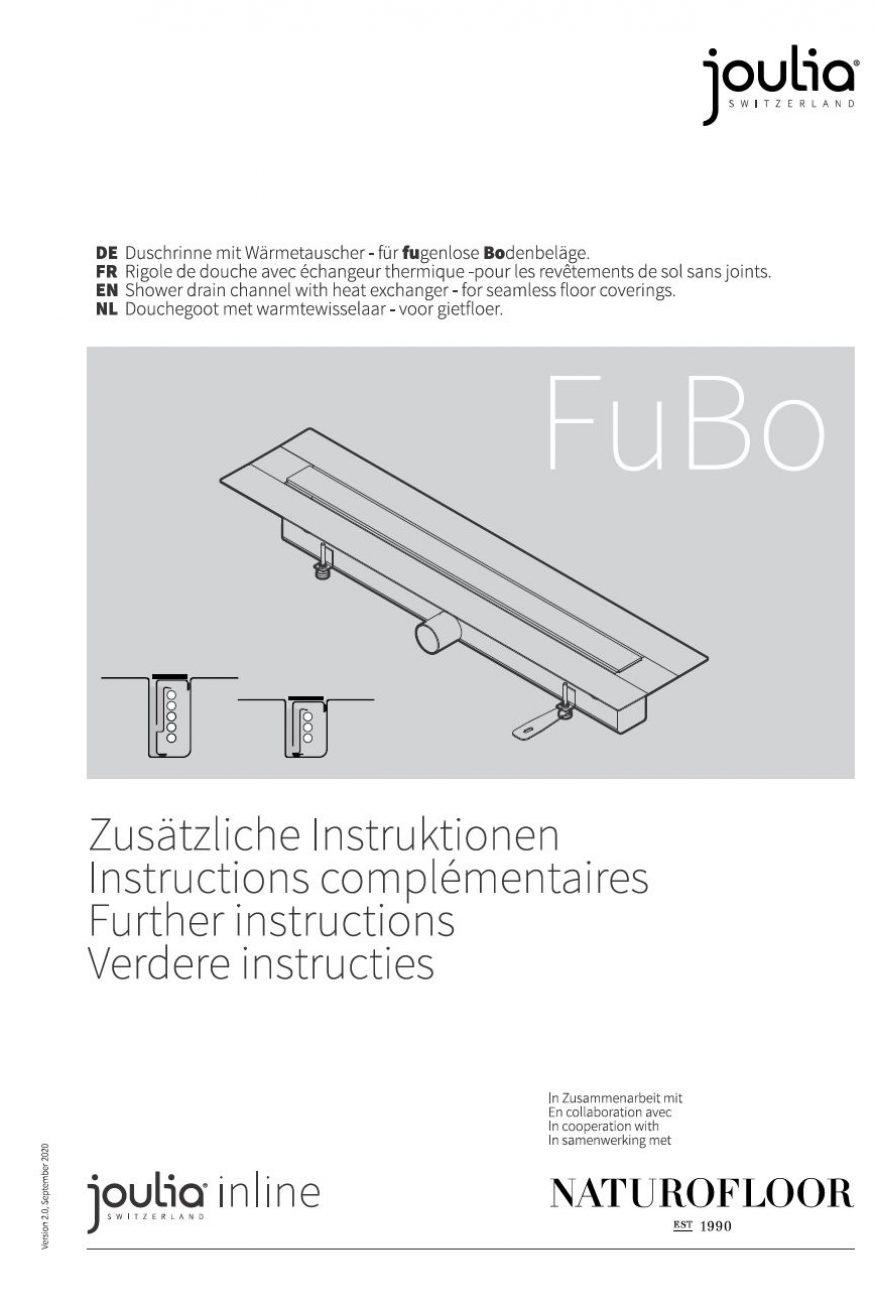 Vorschau FUBO Webseite